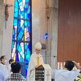 広島教区白浜満司教様