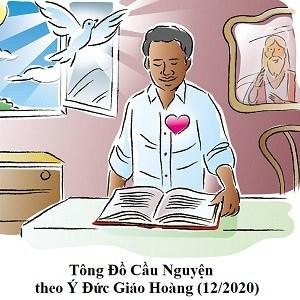 Cầu nguyện với ĐTC tháng 12/2020